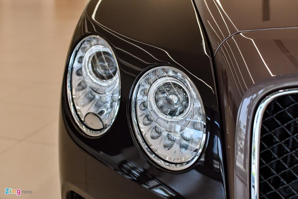 Bentley Flying Spur V8 S anh 7