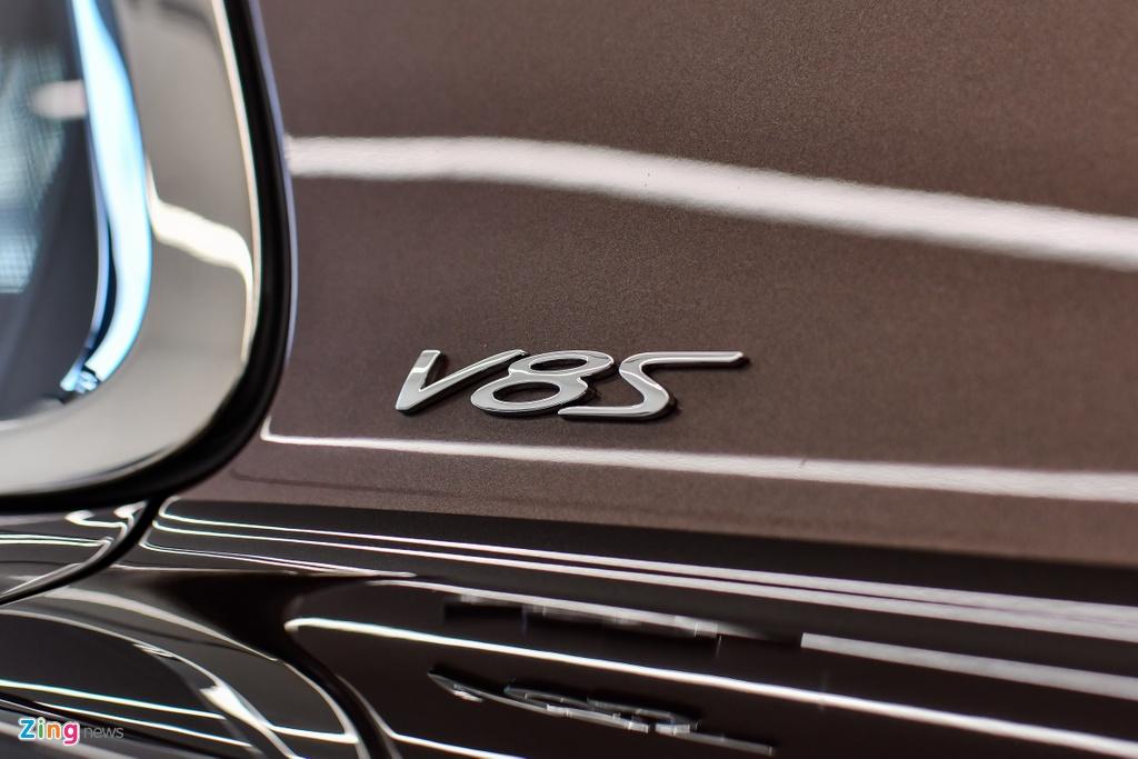 Bentley Flying Spur V8 S anh 11