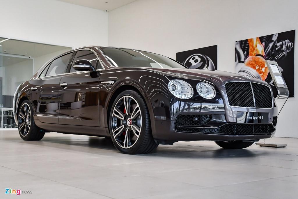 Bentley Flying Spur V8 S anh 22