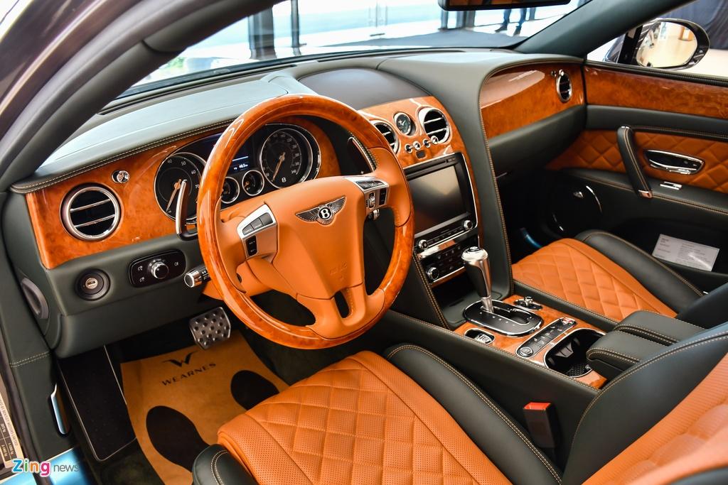 Bentley Flying Spur V8 S anh 16