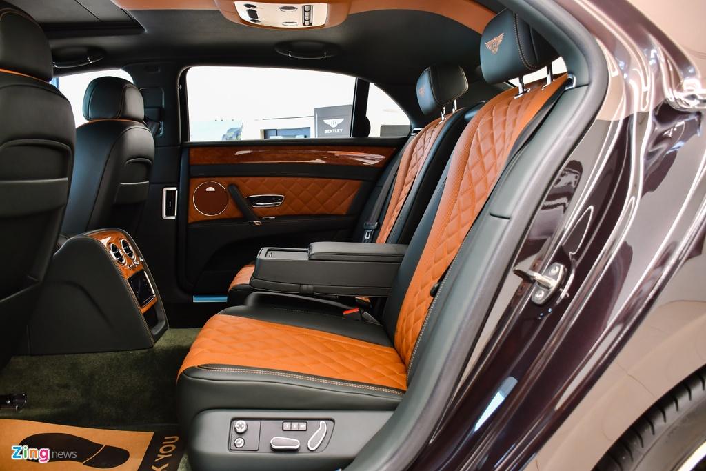 Bentley Flying Spur V8 S anh 14