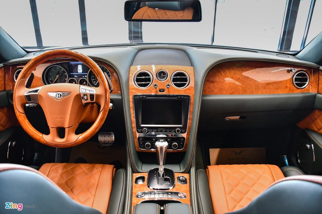 Bentley Flying Spur V8 S anh 12
