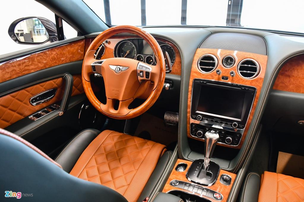 Bentley Flying Spur V8 S anh 15
