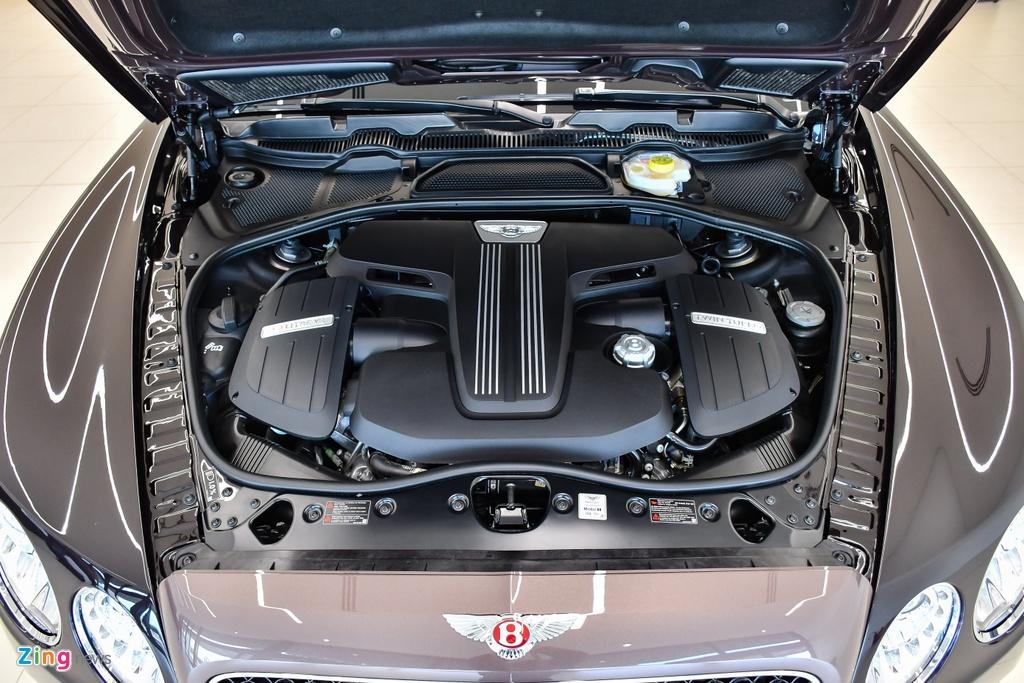 Bentley Flying Spur V8 S anh 21