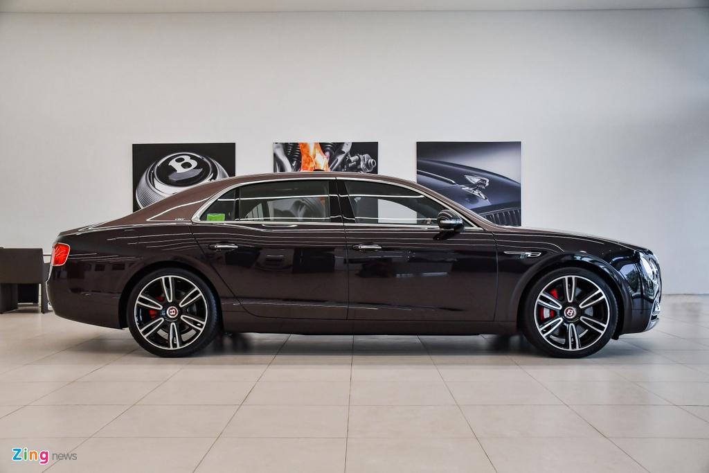 Bentley Flying Spur V8 S anh 5