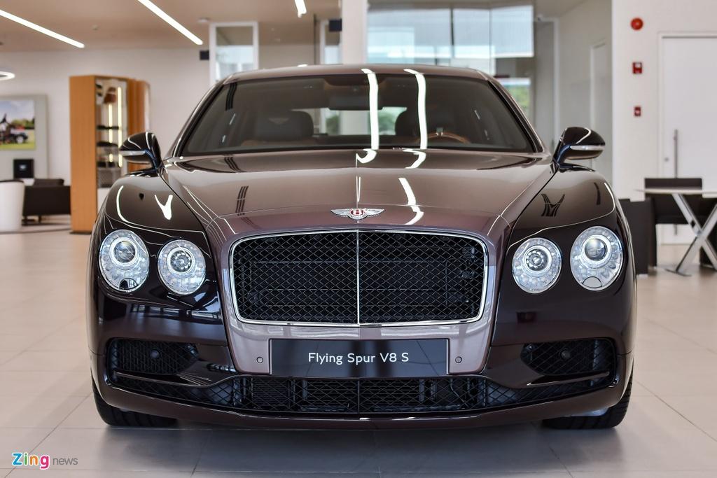 Bentley Flying Spur V8 S anh 4
