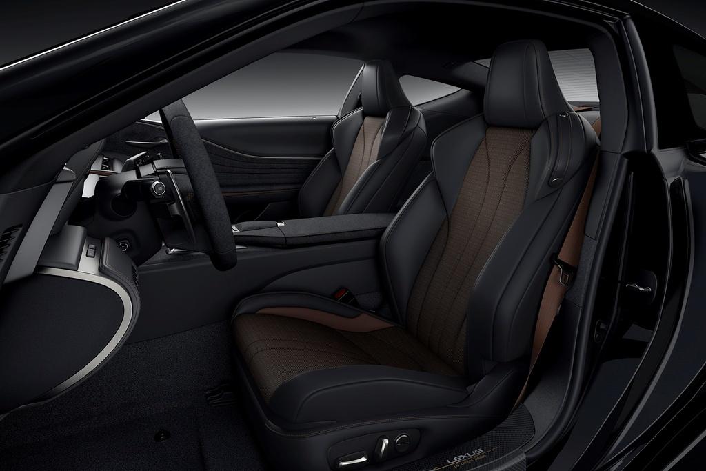 Lexus LC 500 anh 12