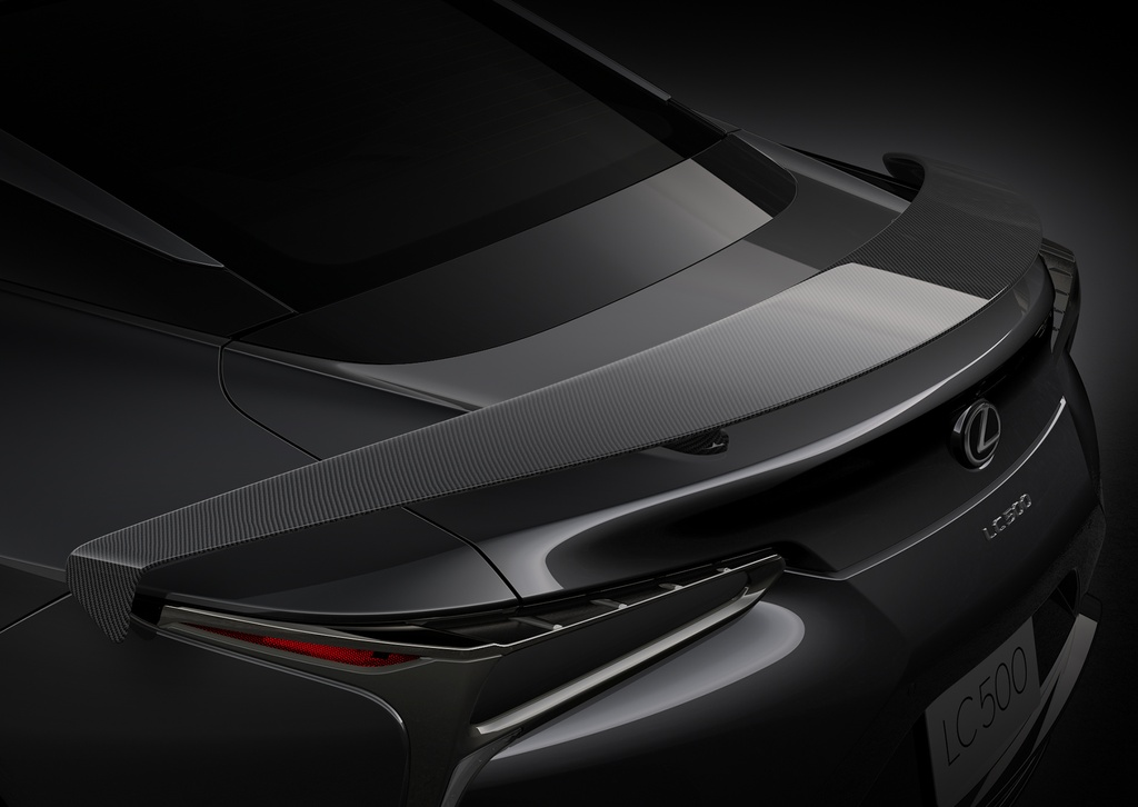 Lexus LC 500 anh 8