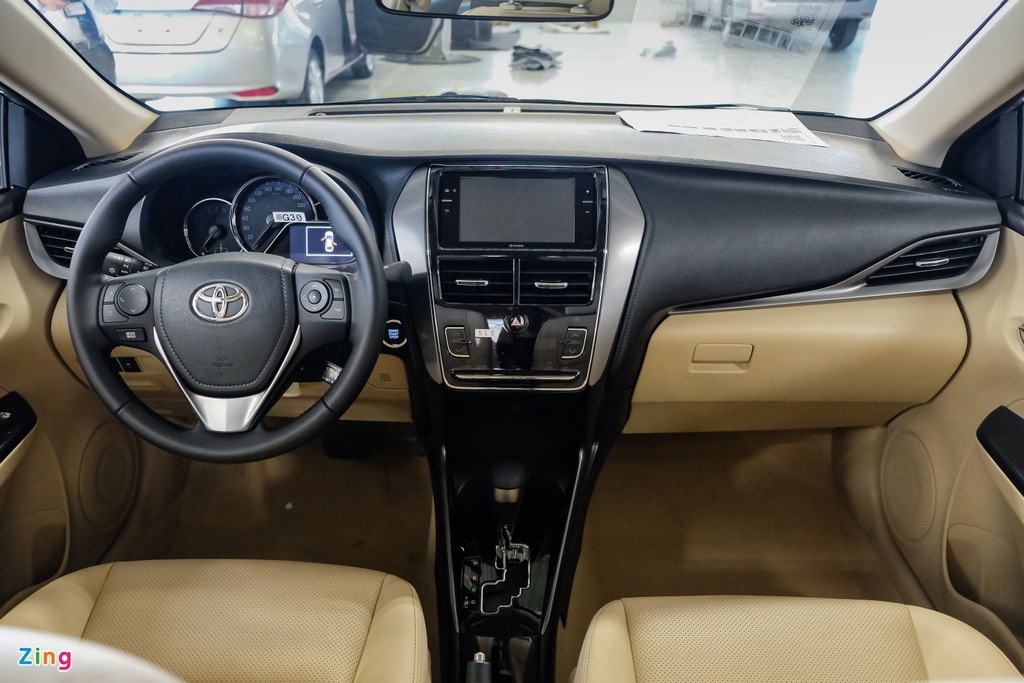 Toyota Vios 2021 anh 10