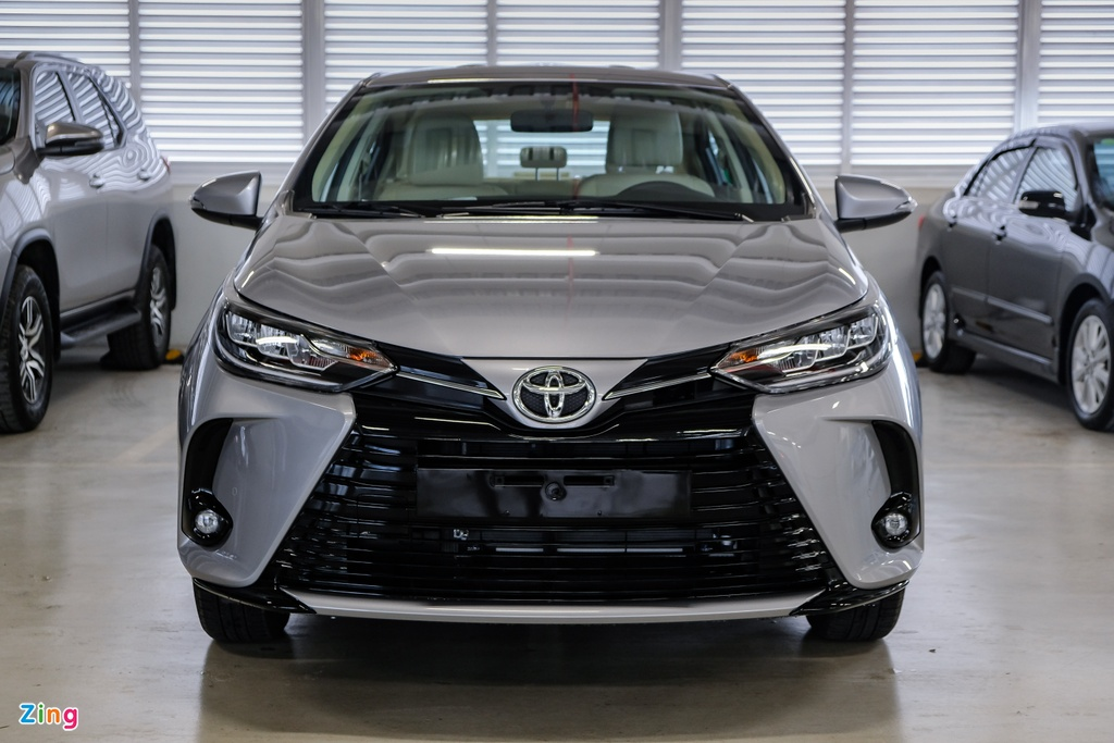 Toyota Vios 2021 anh 5