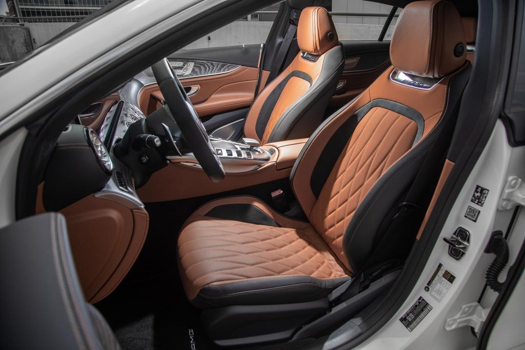 AMG GT,  hieu suat cao,  AMG GT 4-Door anh 10