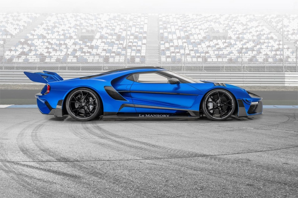 xe do,  ford,  mansory,  ford gt,  ford gt mansory anh 5