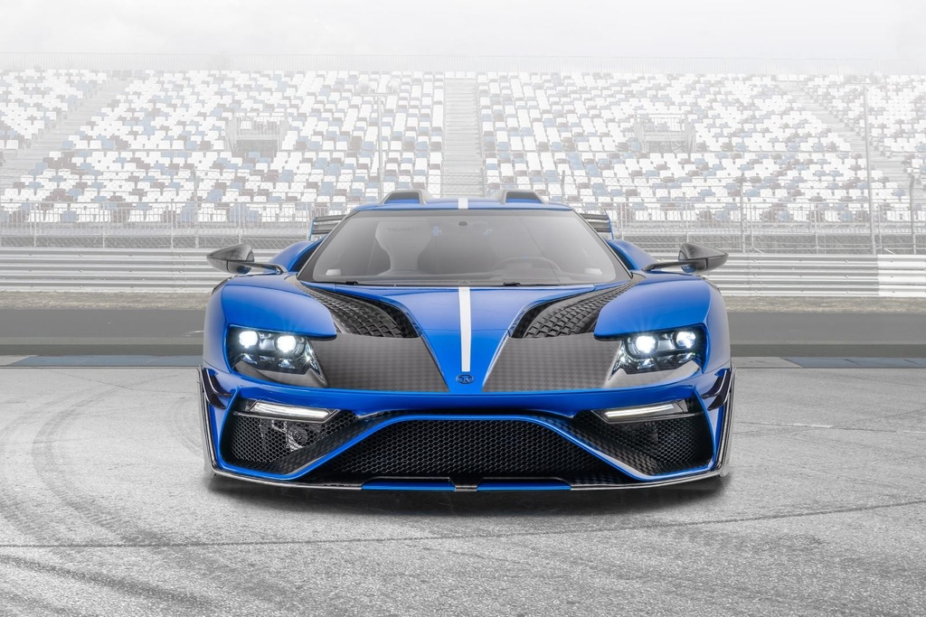 xe do,  ford,  mansory,  ford gt,  ford gt mansory anh 3