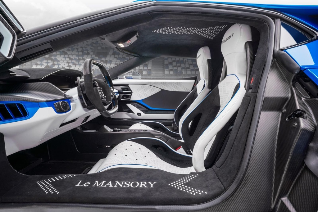 xe do,  ford,  mansory,  ford gt,  ford gt mansory anh 7