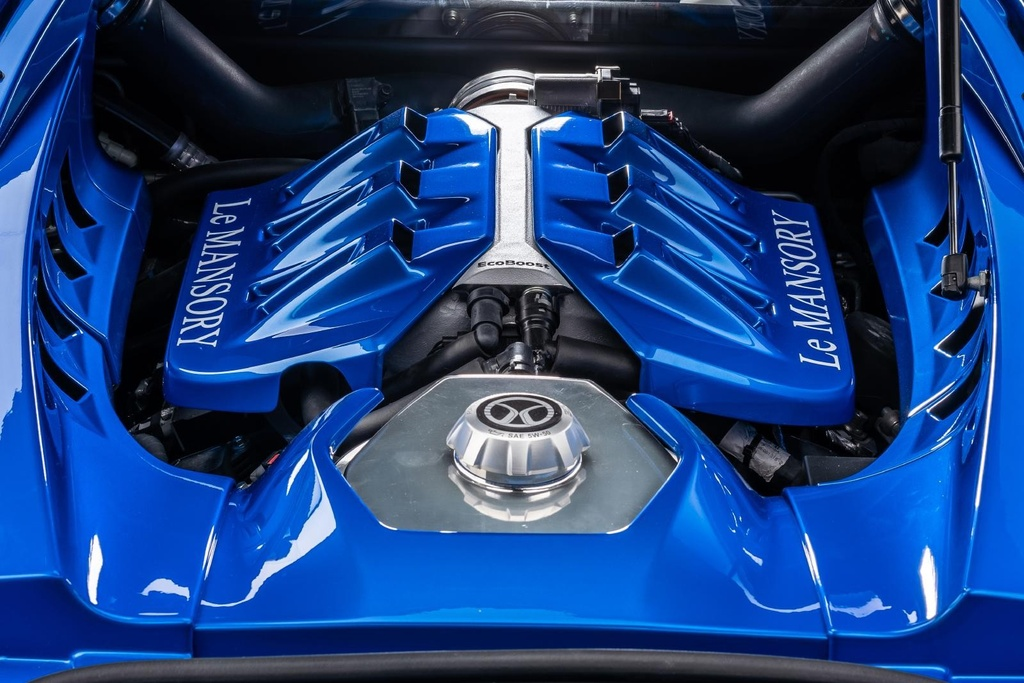 xe do,  ford,  mansory,  ford gt,  ford gt mansory anh 9