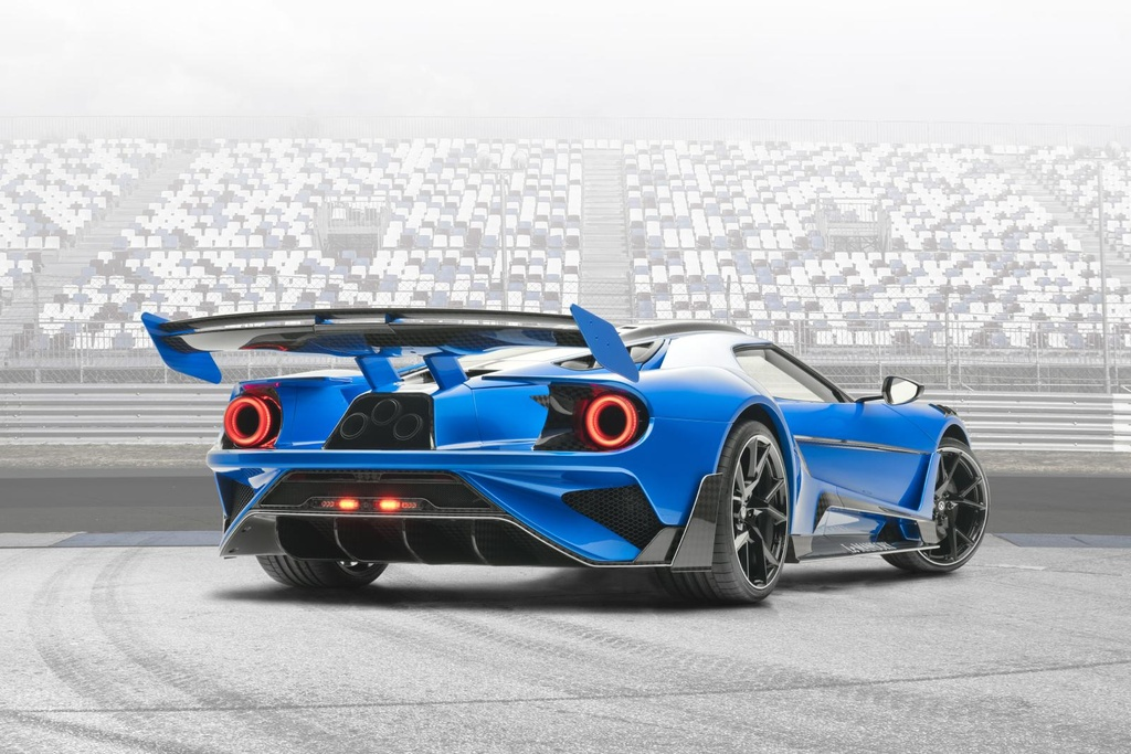 xe do,  ford,  mansory,  ford gt,  ford gt mansory anh 6