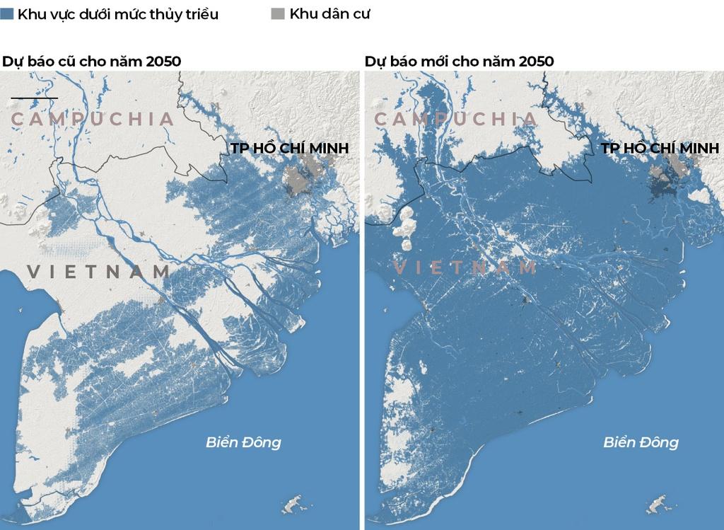 Climate Central phan bac y kien cua Bo Tai nguyen va Moi truong hinh anh 2