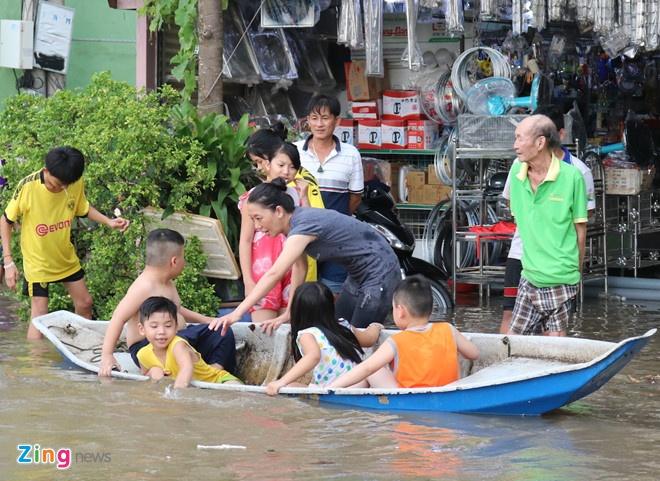 Climate Central phan bac y kien cua Bo Tai nguyen va Moi truong hinh anh 1
