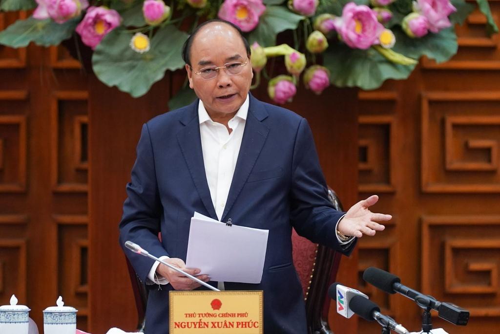 TP.HCM muon nhan 20% tong goi ho tro doanh nghiep hinh anh 1 NguyenXuanPhuc1_QuangHieu_VGP_1.jpg