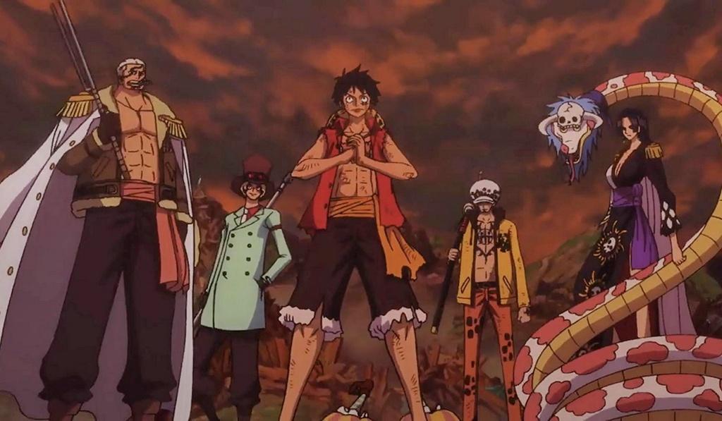 'One Piece: Le hoi hai tac' - tran hai chien hoanh trang danh cho fan hinh anh 2 iP5wOoS.jpg