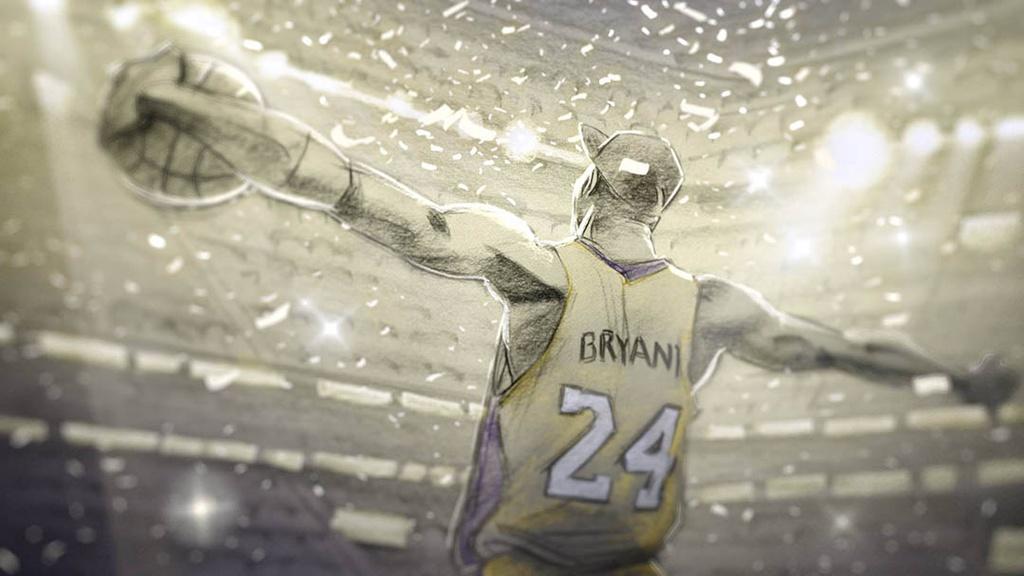 Kobe Bryant qua doi anh 2