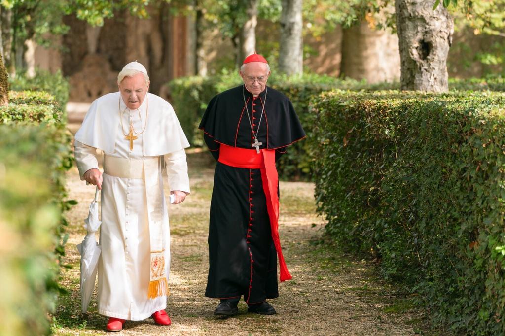 'The Two Popes' - dang sau su kien gay chan dong tai Vatican hoi 2013 hinh anh 3 010.jpg