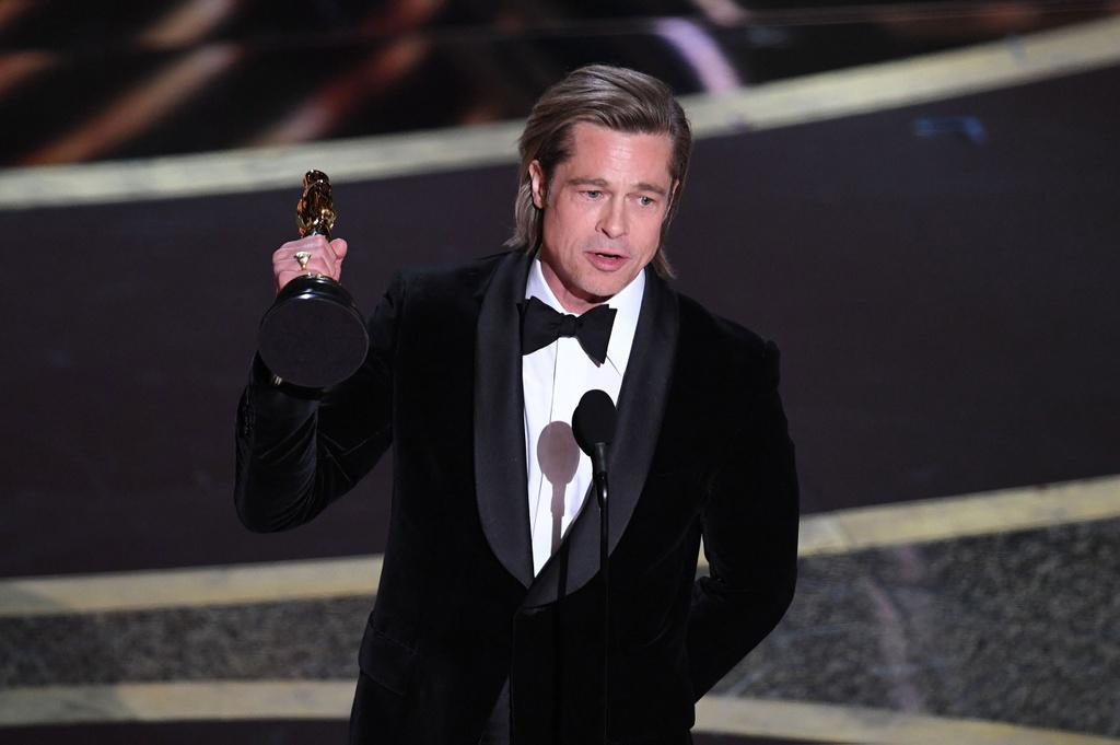 Chuoi ky luc cua 'Ky sinh trung' va nhung dieu ly thu tai Oscar 2020 hinh anh 10 bradpitt.jpg