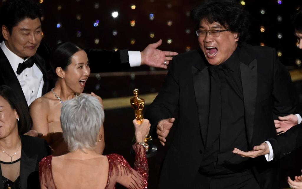 Chuoi ky luc cua 'Ky sinh trung' va nhung dieu ly thu tai Oscar 2020 hinh anh 1 parasweep.jpeg