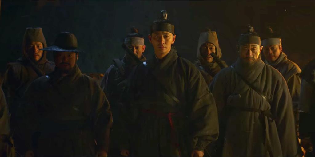 Mua 2 cua loat phim xac song 'Kingdom' duoc lat mo kheo leo ra sao? hinh anh 3 k3.png