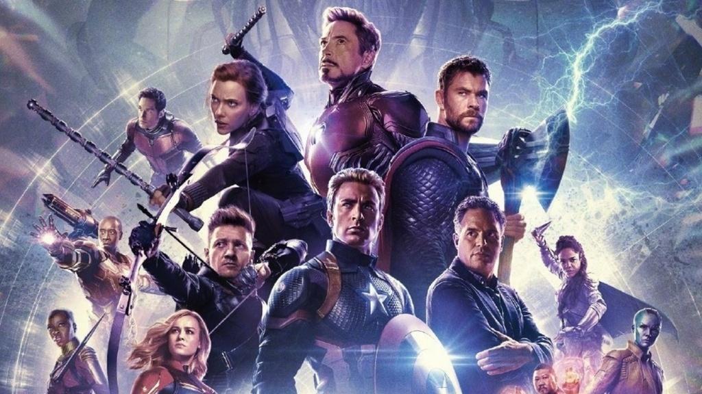 'Avengers: Endgame' tron 1 tuoi voi so tien lai 900 trieu USD hinh anh 1 endgame.jpg