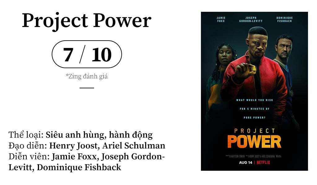 phim du an Power anh 1