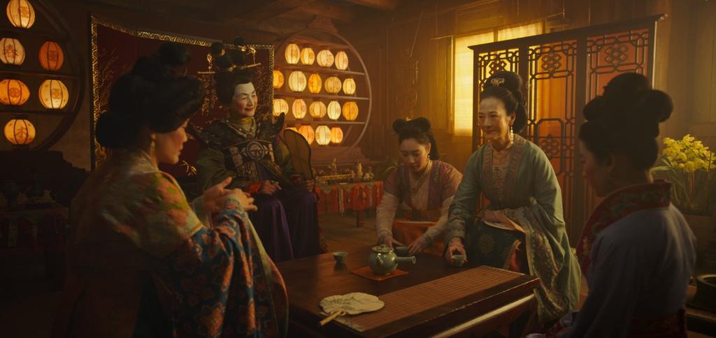 phim Mulan anh 2