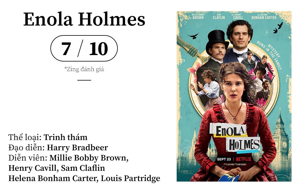 review phim Enola Holmes anh 1