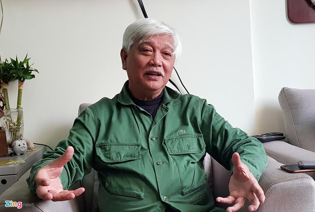Ong Duong Trung Quoc va 2 cau chuyen ve co Thu tuong Phan Van Khai hinh anh 2