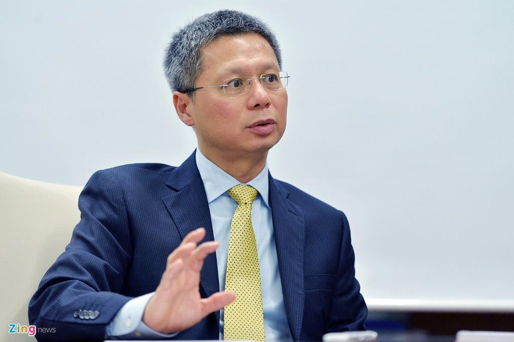 CEO Techcombank: 'Lam kinh doanh can dua tren so truong' hinh anh 2