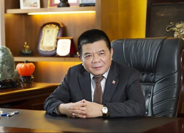 Chan dung cuu Chu tich BIDV Tran Bac Ha hinh anh 1