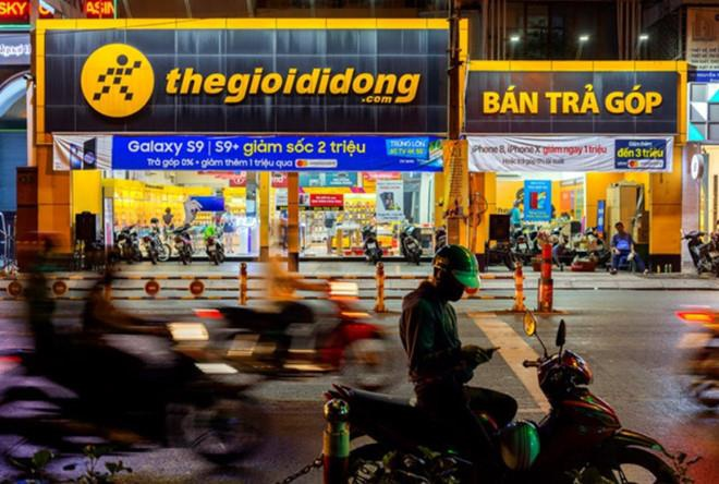 The gioi Di dong buon xoong noi, Vietjet ban mi tom thu tien ty hinh anh 1