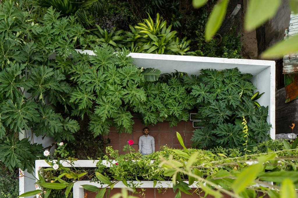 Ngoi nha mang thiet ke nhu mot Hoi An thu nho hinh anh 16 16.jpg  Ngôi nhà mang thiết kế như một Hội An thu nhỏ 16