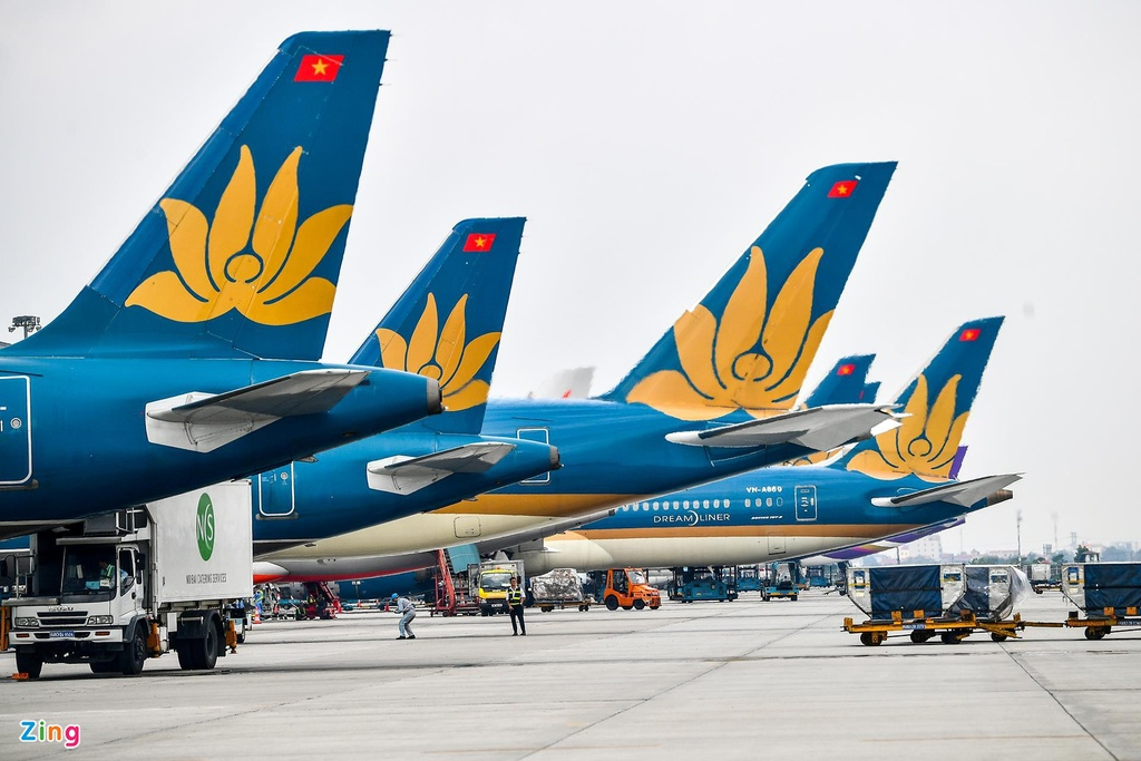 Ho tro 12.000 ty cho Vietnam Airlines anh 1