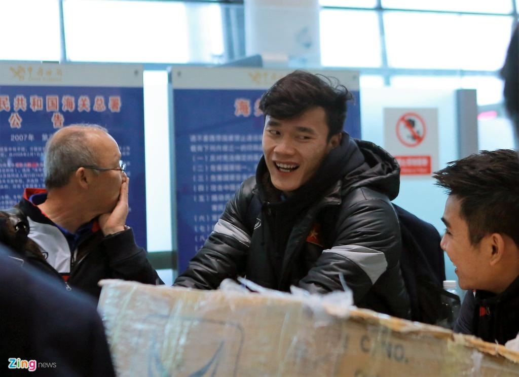 Chuyen co rieng don U23 Viet Nam ve nuoc hinh anh 4
