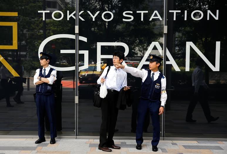 Nhat huy dong 70.000 nguoi dam bao an ninh cho G7 hinh anh 6