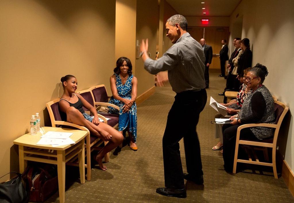 Obama - ong chu Nha Trang gan gui giua doi thuong hinh anh 11