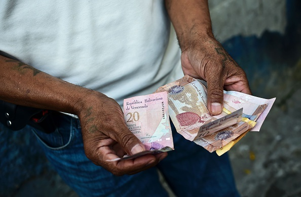 Venezuela: Tu 'thien duong dau mo' toi day khung hoang hinh anh 6