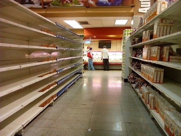 Venezuela: Tu 'thien duong dau mo' toi day khung hoang hinh anh 2