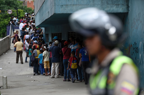 Venezuela: Tu 'thien duong dau mo' toi day khung hoang hinh anh 3