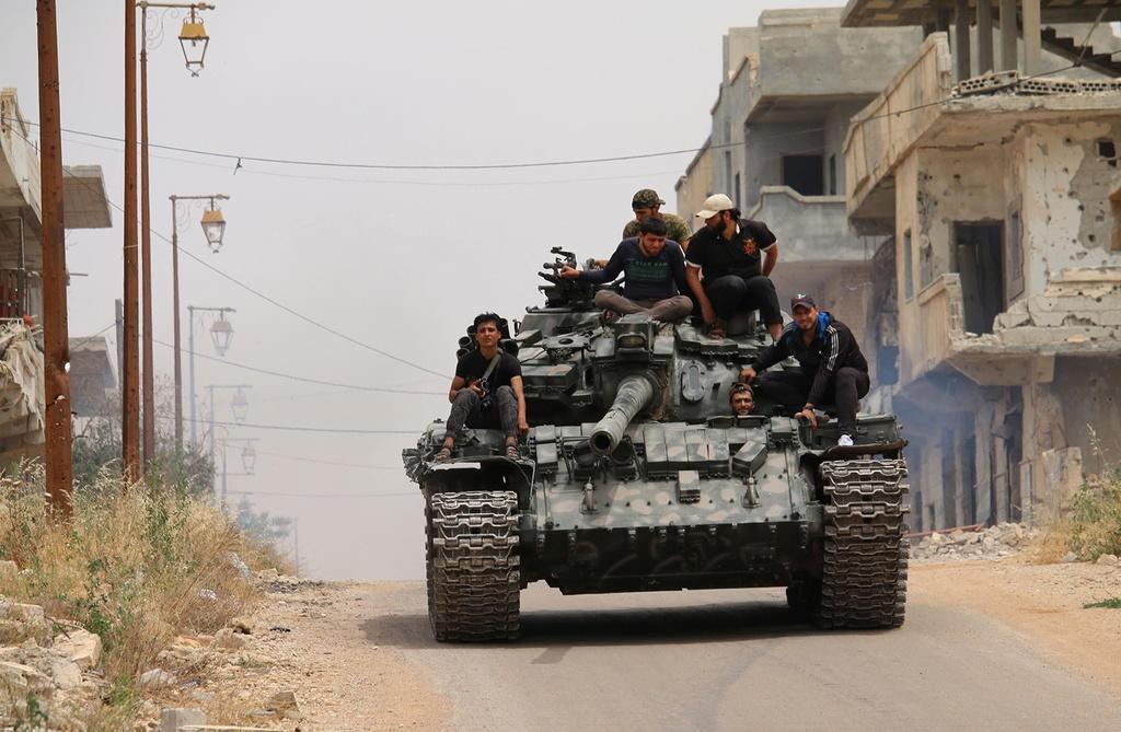 5 nam noi chien Syria: Tan khoc va dai dang hinh anh 12