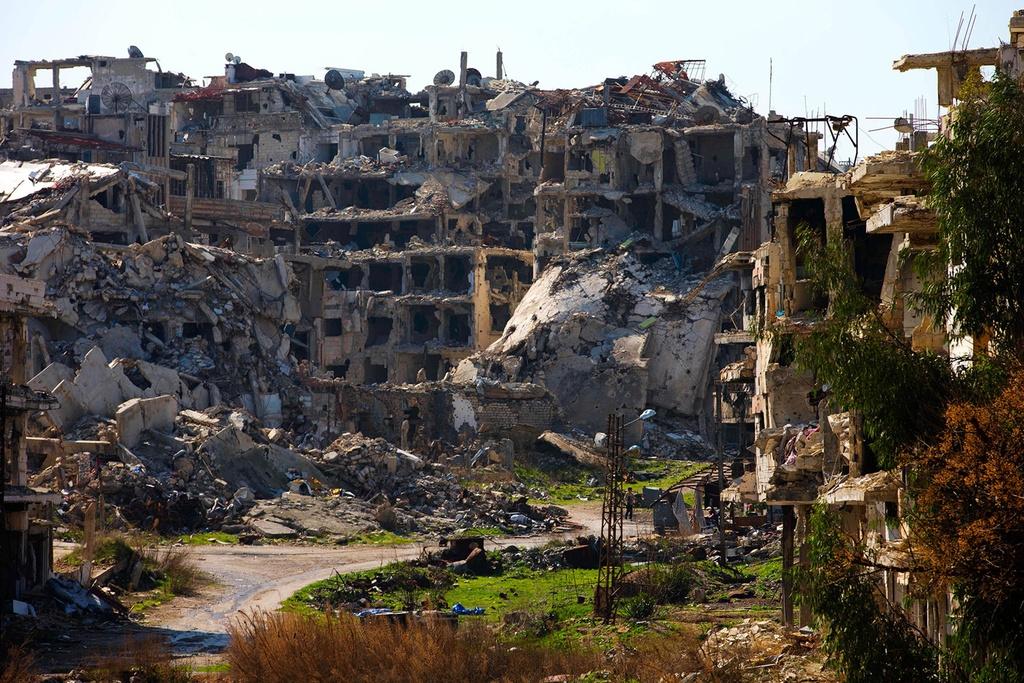 5 nam noi chien Syria: Tan khoc va dai dang hinh anh 4