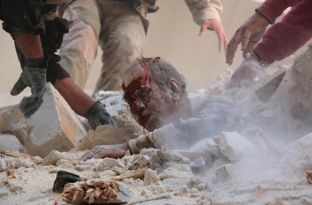 5 nam noi chien Syria: Tan khoc va dai dang hinh anh 8