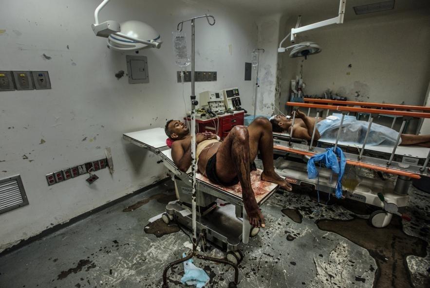 Venezuela: Tu 'thien duong dau mo' toi day khung hoang hinh anh 8