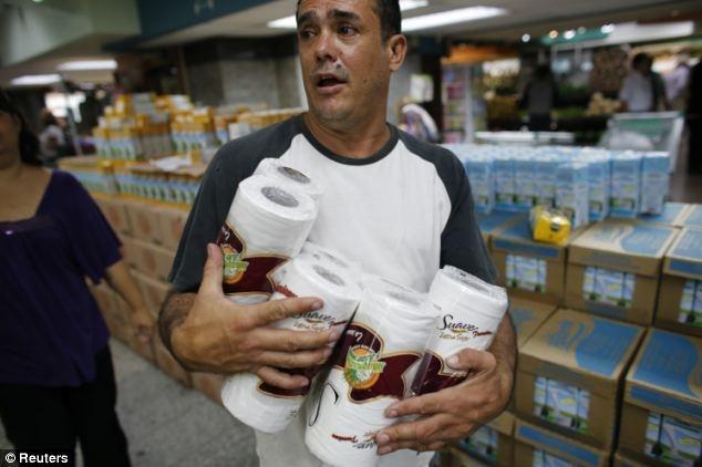 Venezuela: Tu 'thien duong dau mo' toi day khung hoang hinh anh 4